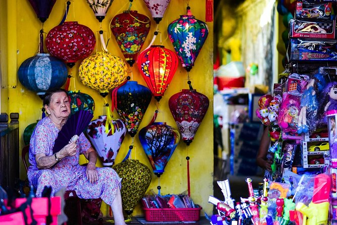 Shore Excursion: Full-Day Hoi An City Walking Tour from Chan May Port, ,