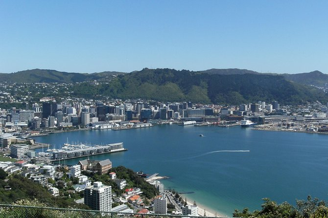 "This sightseeing tour is ideal for Cruise Ship travelers and for those visitors who want to experience the best guided half day tour in Wellington. Join Brian from Talk of the Town Tours for an interesting , fun and memorable trip around the Wellington and Hutt Valley regions. You will visit all of the best attractions and experience a visit to the Museum of NZ and the Maori Cultural Centre. Visit the Mount Victoria lookout for panoramic views over Wellington. We will drive out to the Hutt Valley region where we will stop for a light lunch at a local cafe / bakery.<br>This tour will give you ""an experience to remember"""