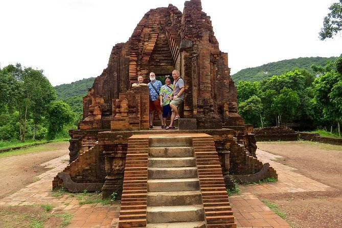 Guided Tour to Visit My Son Holyland & Hoi An city from Chan May or Tien Sa Port, My Son, VIETNAM