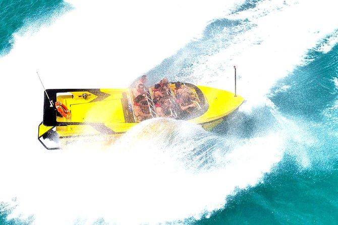 Jet Boat & Banana Boat Combo, Airlie Beach, AUSTRALIA