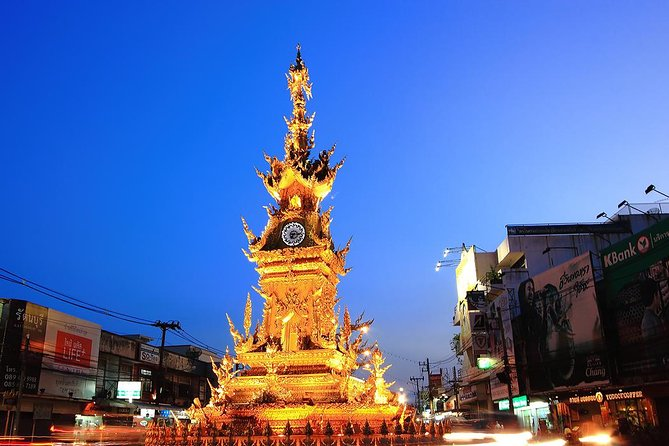 Chiang Rai Food & Night Market Walking Tour with Local Host, Chiang Rai, TAILANDIA