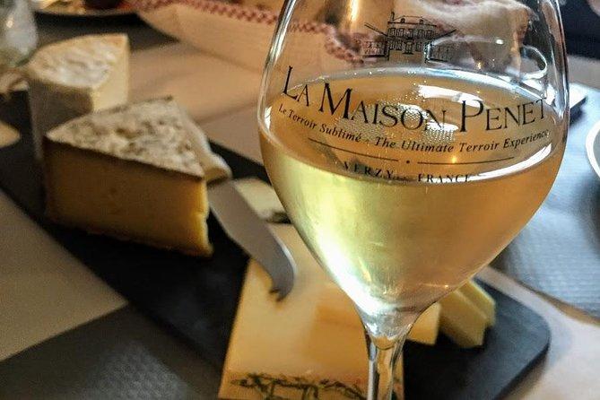 Viagem diurna vínícola de Paris a Champanhe, Paris, França