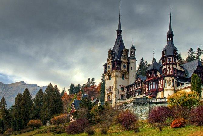 Private Day Trip to Dracula Castle, Peles Castle and Brasov from Bucharest, Bucareste, ROMÊNIA