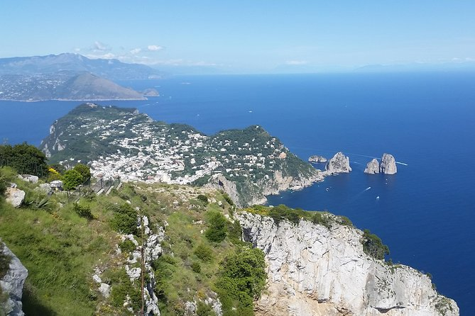 Capri and Anacapri Day Tour from Sorrento, Sorrento, Itália