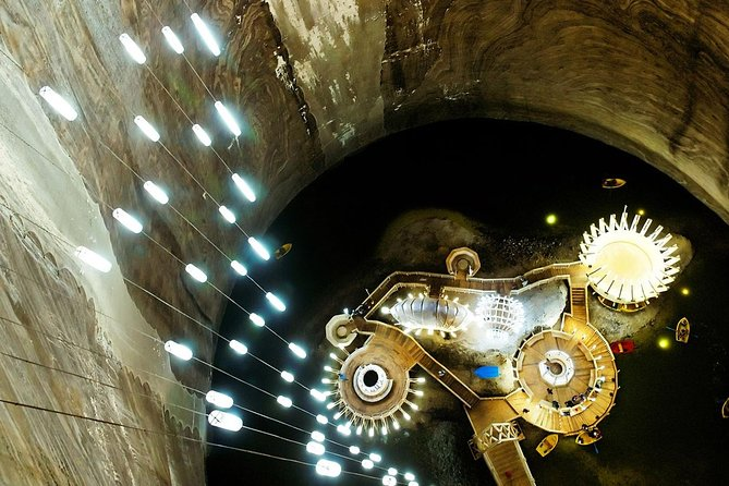 Private Day Trip to Turda Salt Mine and Alba Carolina Fortress, ,