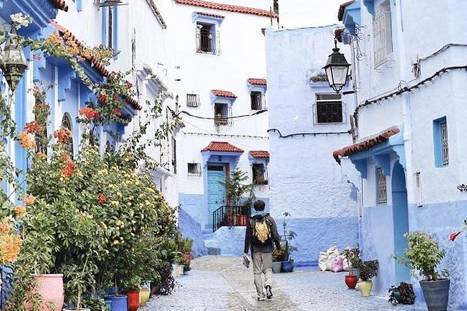 Private Luxury Day Trip from Fes to Chefchaouen, Fez, MARROCOS