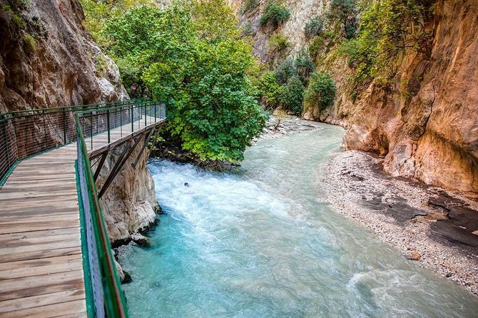 Adventure in Saklikent Gorge and Ancient City Tlos, Fethiye, TURQUIA