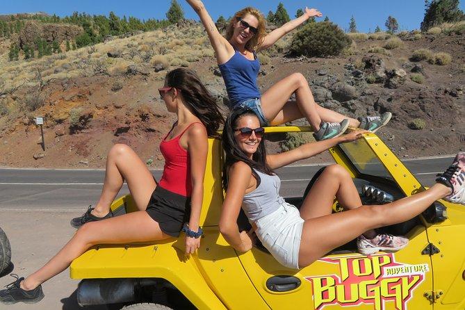 Aventura en buggy desde Adeje, Tenerife, ESPAÑA
