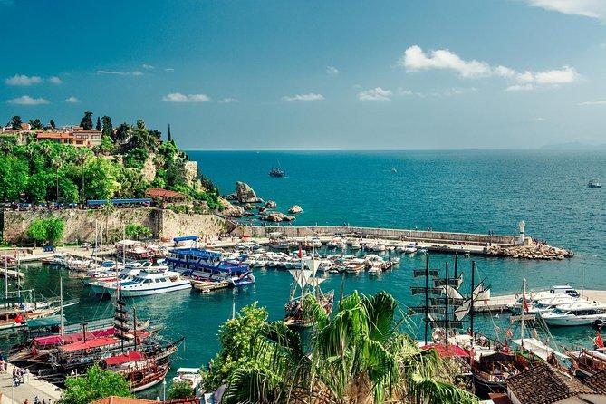 Antalya Aquarium admission with optional Antalya City Tour and Duden Waterfall, Belek, TURQUIA