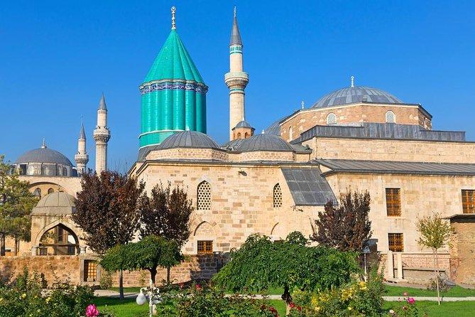 Best of Capaddocia and Konya in 2 days with full board, Alanya, TURQUIA