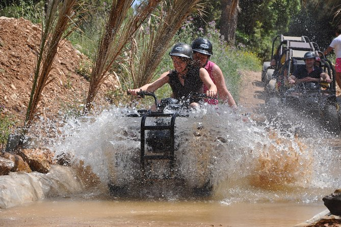 Buggy and Quad Safari Tours from Side, Side, Turkey