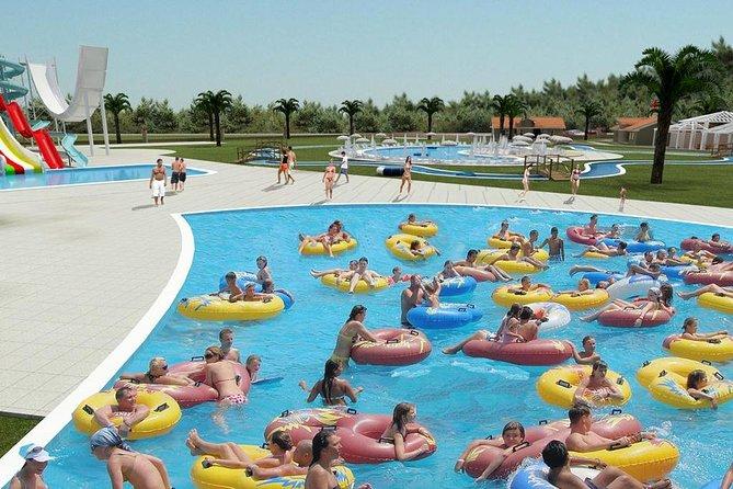Day out in Fethiye Aquapark, Fethiye, TURQUIA