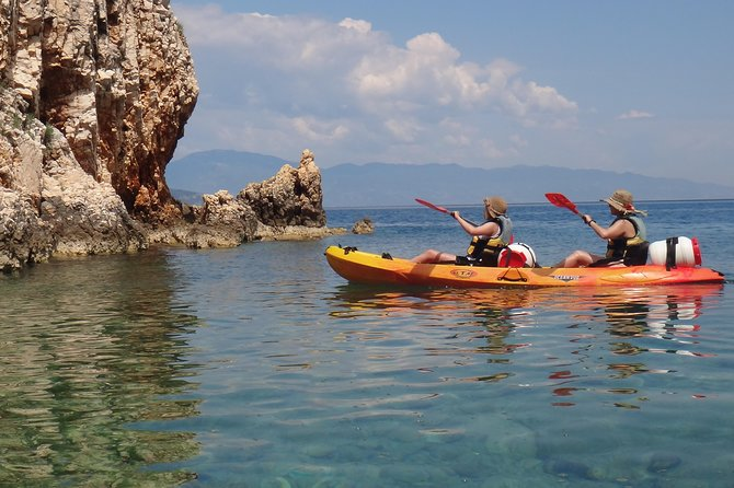 On this kayak tour you will discover a fascinated nature and learn something new about the sea world.