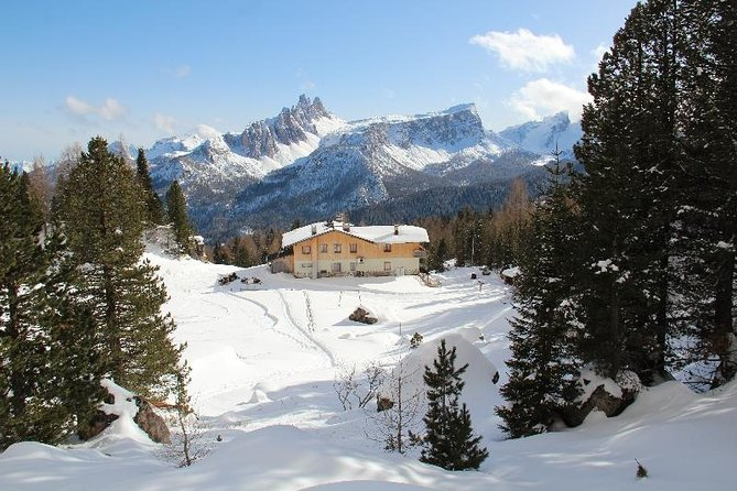 Snowshoeing in Cortina d'Ampezzo (privat experience), Cortina d Ampezzo, Itália