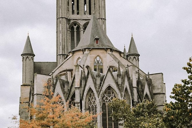 Belgian Hidden Architectural Gem, Gante, BELGICA