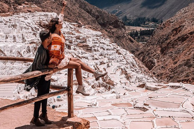 Lo Mejor del Valle Sagrado en Grupo Pequeño: Pisac, Maras, Moray & Ollantaytambo, Cusco, PERU