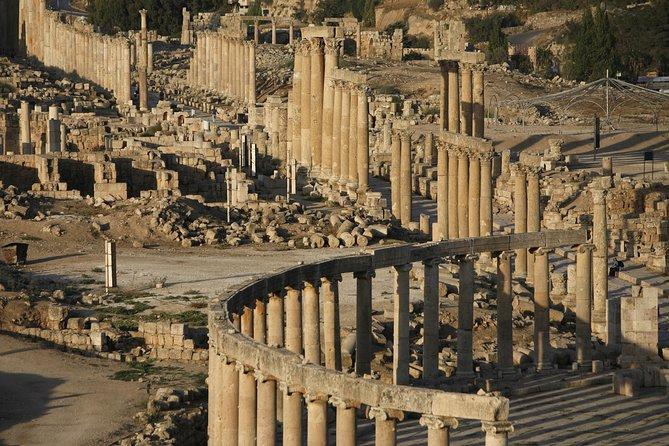 Excursión Privada Medio Dia a Jerash desde Amman, Aman, JORDANIA