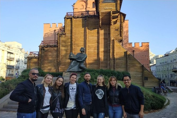 Kyiv by Locals City Walking Tour, Kiev, UCRANIA