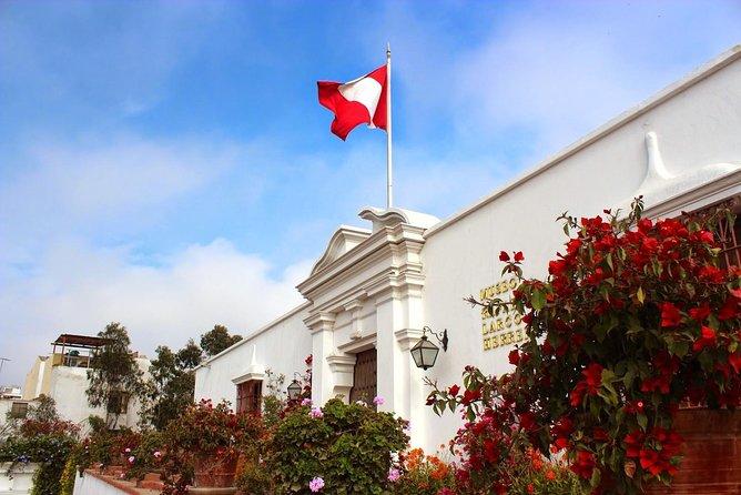 Larco Museum and Gastronomic Tour, Lima, PERU