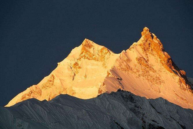 Trekking a la vuelta de Manaslu, Katmandu, NEPAL