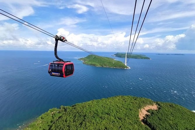 Tour 5. land 2. Cable car and land tour around the south, Phu Quoc, VIETNAM