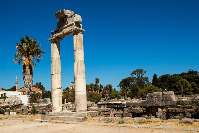 Independent Day Trip to Kos Island from Bodrum with Transfers, Bodrum, TURQUIA