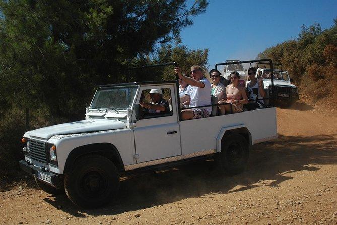 Jeep Safari around Bodrum Peninsula with lunch, Bodrum, TURQUIA