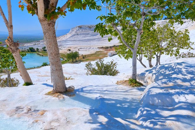 Pamukkale Hot Springs and Hierapolis Ancient City from Kemer, Kemer, TURQUIA