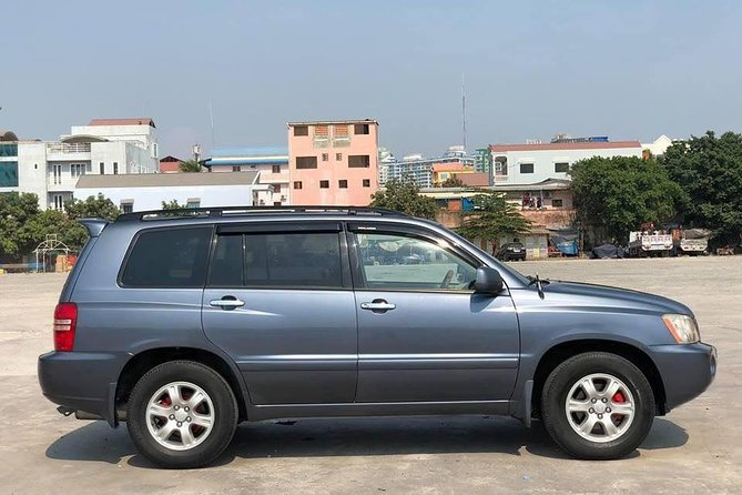Enjoy your comfortable transfer from Kampot or Kep ot Phnom Penh or Phnom Penh to Kampot/Kep with our new and comfortable vehicle and friendly driver. Take your private transfer with private English speaking-driver who is going to be your assistant helping you to reach your destination. The transfer offers you with comfortable air conditioned vehicle and friendly driver whose equipped with recognized dress code, driving skill, and helpful. Enjoy your most secure and reliable transfer during your travel.