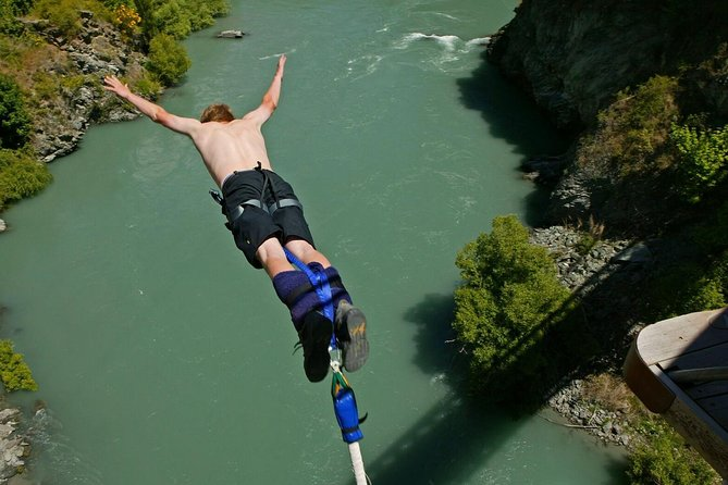Bungee Jumping in Nepal - 1 Day, Katmandu, Nepal