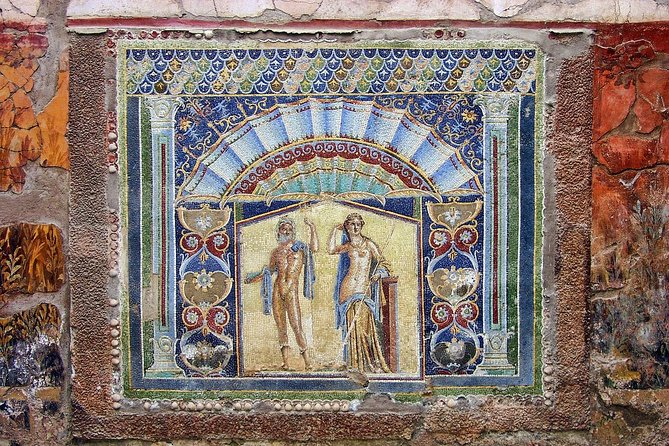 Skip-the-line Ancient Herculaneum Highlights Exclusive Tour with Private Guide, Naples , ITALY