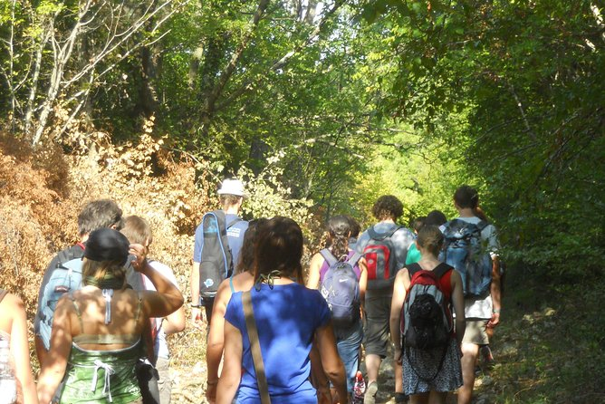 Our coastal hinking tour is for all persons who are interested in the beauty of the Croatian coast. You will be astonished to see how much life is in front of you. During this hike we will take a closer look at the flora and fauna, but also on the fascination of the coasts. Which animals are hiding on the trees and in the bushes? What kind of birds are there on the water surface? We want to answer these and many more questions together with you. On one of our tours we walk to an old church from the 11-12. Century, which lies hidden in a forest. The duration of this breathtaking hike is about three hours. What you need are: hiking shoes, swimwear, sunscreen and enough drinks.