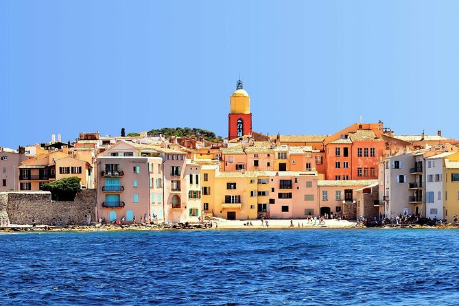 Discover Saint-Tropez by boat, Cannes, FRANCIA