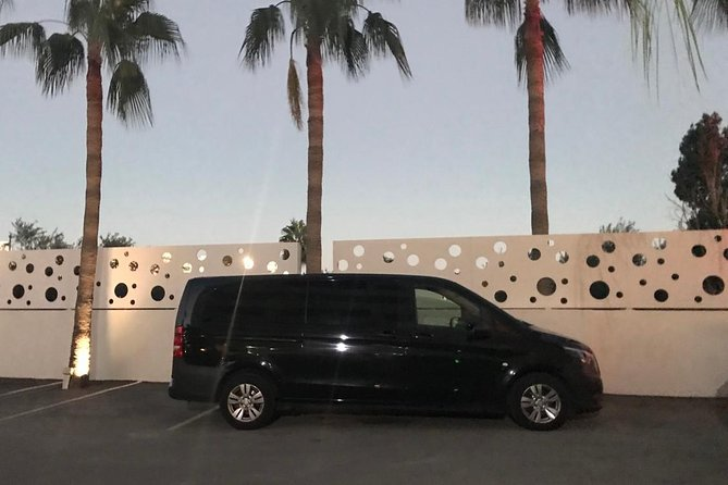 Minibus private transfer from LCA airport to or from Ayia Napa 1-8 travellers, Ayia Napa, CHIPRE