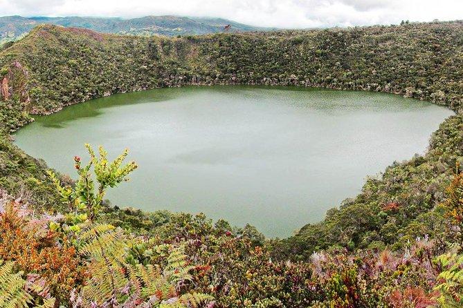 Zipaquira & Guatavita lagoon from Bogota Private Tour ALL INCLUDED, Bogota, COLOMBIA