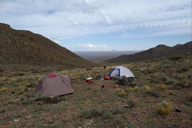 Experiencia Gauchesca en el medio de la Cordillera de los Andes, Mendoza, ARGENTINA