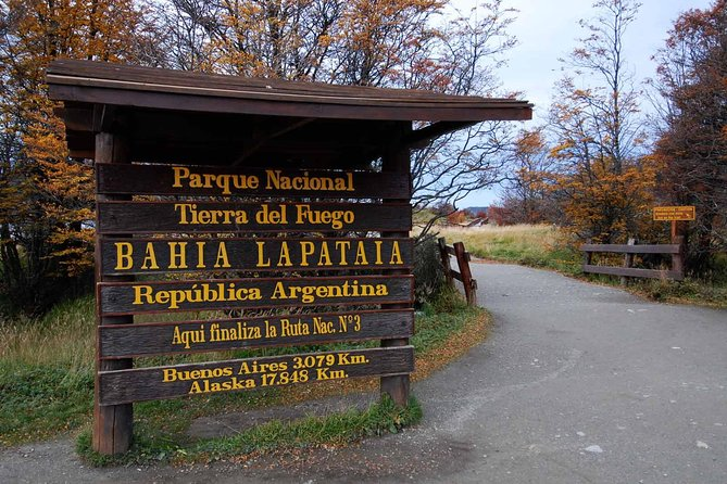 Tierra del Fuego National Park for Cruise Passengers with entrance (Shared Tour), Ushuaia, ARGENTINA