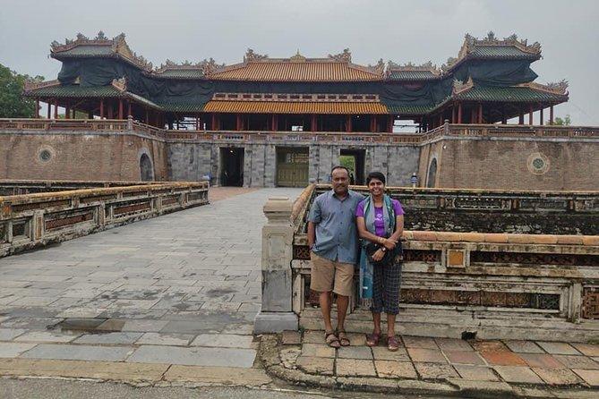 MÁS FOTOS, HUE CITY TOUR via HAI VAN PASS & LAP AN LAGOON from DA NANG or HOI AN ( PRIVATE)