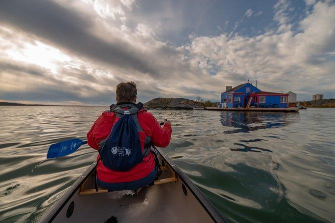 Yellowknife Bay Paddle Tour, Yellowknife, CANADA