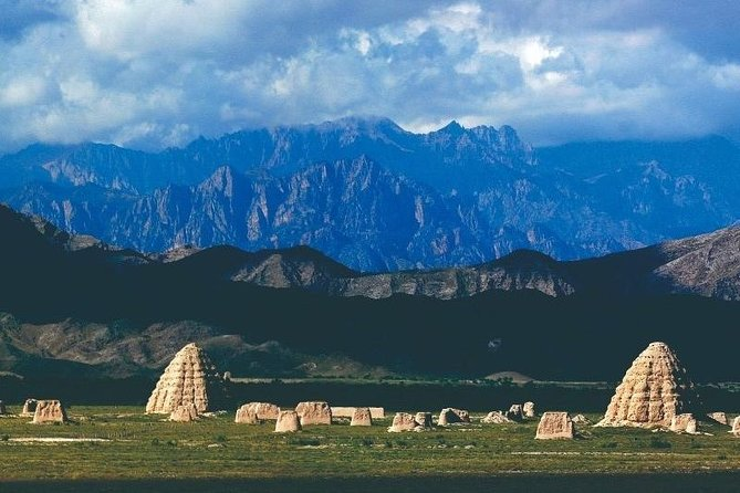 Heritages that related to not only to a fallen Buddhist empire wiped out by Genghis Khan's horde . but a part of a comprehensive view of religion, culture and economy of northwestern China.