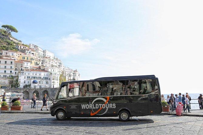 Viagem diurna em Sorrento, Positano e Amalfi, saindo de Nápoles, Nápoles, Itália
