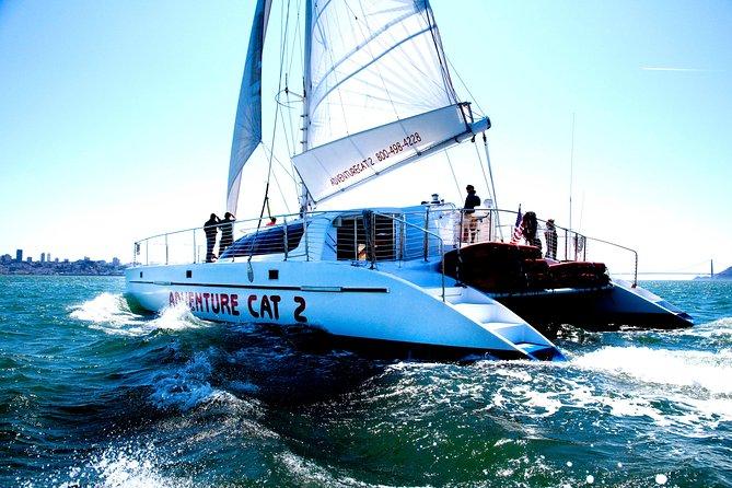 San Francisco Bay Sailing Cruise, San Francisco, CA, ESTADOS UNIDOS