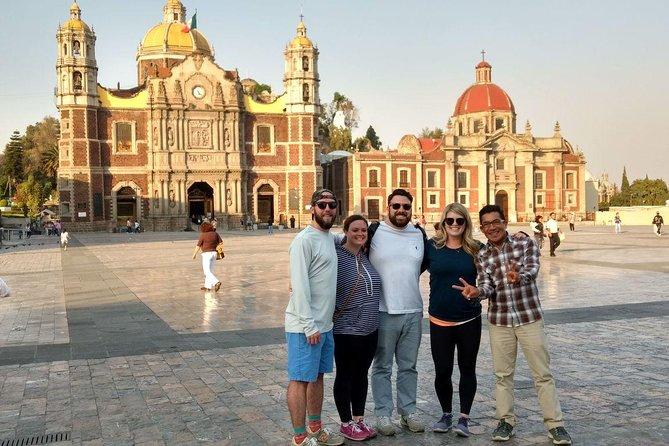 Excursão particular: Teotihuacan e Santuário de Guadalupe, Ciudad de Mexico, MÉXICO
