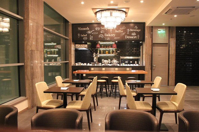 Plaza Premium Lounge@Salalah Airport, Salalah, OMAN