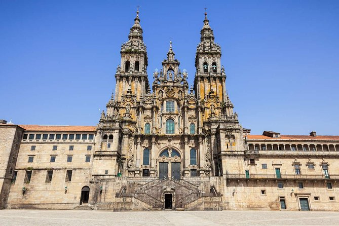 Recorrido por Santiago de Compostela y la fortaleza Valença: Día completo desde Braga y Guimarães, Braga, PORTUGAL