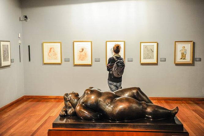 Bogota 5-Hour City Sightseeing Tour with Gold Museum and Optional Monserrate, Bogota, COLOMBIA