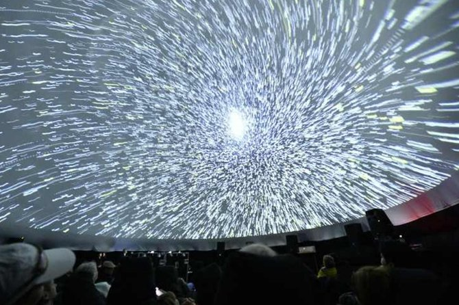 Planetarium in Slanic Salt Mine & the Muddy Vulcanoes, Bucarest, RUMANIA
