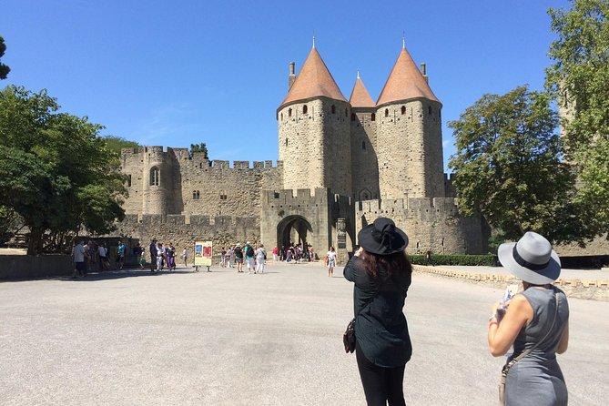 MÁS FOTOS, Private day tour : Cité de Carcassonne & the Lastours Castles.From Toulouse
