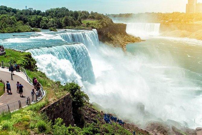 4-Day D.C. + Niagara Falls + Thousand Islands Summer tour (NY/NJ departure) DN4, ,