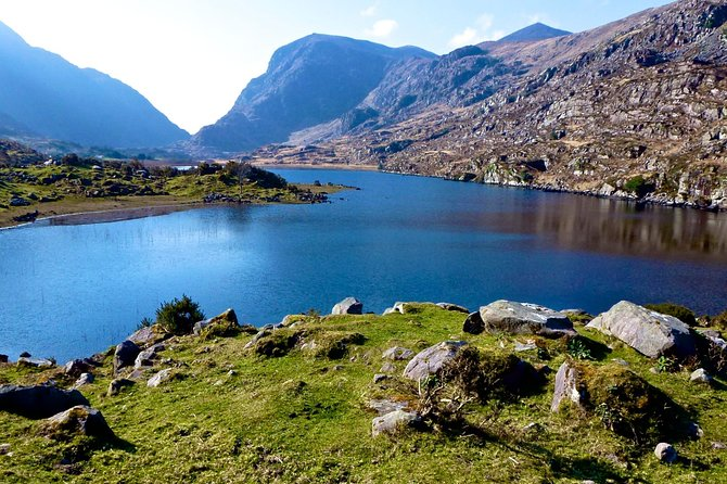 Take a guided tour with a local around the spectacular Ring of Kerry.<br><br>Driving in Ireland can be very daunting for tourists.<br><br>why not take the stress out of your holiday and have one of our guides to the driving for you